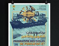 Programme des cycles de formation et d'encadrement