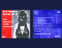 Pussy Riot | Branding + Album Artwork