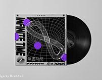 Infinite Time-音乐包装设计