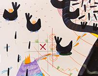 Illustration series: Playground