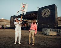 Josh Goleman: Newport Folk Festival 2018