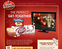 Orville Redenbacher's: The Perfect Get-Together site