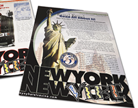 Quarterly Newsletter  ||  New York, New York