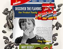 DAVID Seeds website