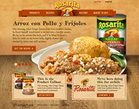 Rosarita website