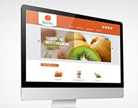 BellaVita Foods Website