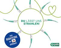 Sunstar GUM® - Online-Kampagne