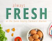 Farmers' Market Responsive Design