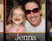 Your Father's Mustache-Fun with the kids!
