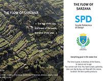 THE FLOW OF SARZANA a project donde for Sarzana, Italy