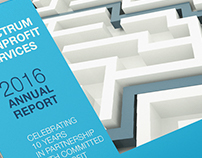 Spectrum Nonprofit Services Annual Report