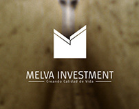 Melva Investment / identity / web