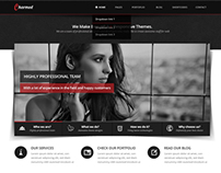 Charmed - Creative Portfolio Theme