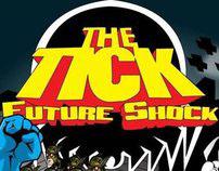 The Tick: Future Shock - Comic Proposal