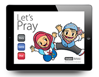 Let's Pray for IPad & iPhone