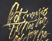 100% Calligraphy
