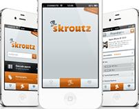 Skroutz iPhone app