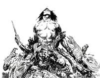 Tarzan de Frank Frazetta