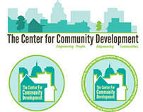 Community Development Center Branding