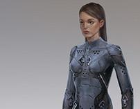Halo 4 Spartan Ops Concept Art