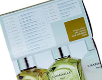 Marinella Hotel Amenities Collection / Catalogue