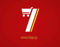 7 Days Super Market, Corporate Identity