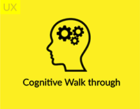 Cognitive walk through