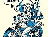 I Wear a Helmet