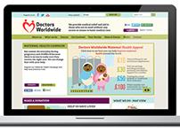 Doctors Worldwide Branding & Website