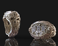 Jewelry Design: War Ring