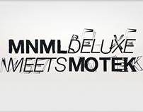 MNML / Motek - Teaser Animation