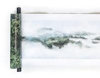 Singapore Landscape Painting