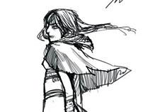recent sketches