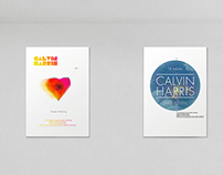 Calvin Harris Poster - 18 months - Sweet Nothing
