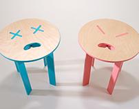 Emoji Stools