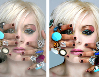 Sketchbook Work - Image Manipulation and Retouching