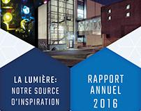Rapport annuel (fictif) / Annual Report (fictional)