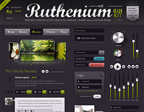 Ruthenium GUI Kit