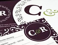 C&R Wedding Stationery