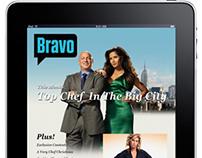 Bravo Magazine iPad App