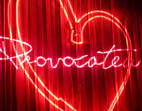 Provocateur Nightlife Brand Development