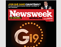 Revista News Week Morelos