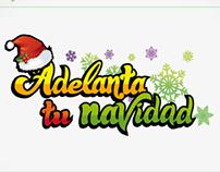 Adelanta tu Navidad