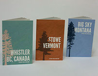 Ski Resort Guide Books