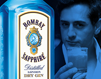 Bombay Sapphire + GQ Magazine Most Inspired Bartender
