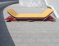 "Transformer sofa ""Vis-A-Vis"""