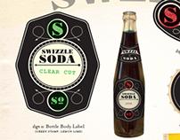 Swizzle Soda Branding/Design