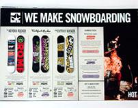 Rome Snowboards Zumiez Page