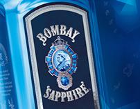 Bombay Sapphire & GQ's Most Imaginative Bartender