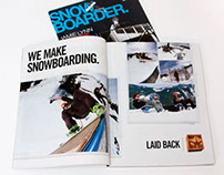 Rome Snowboards Ad